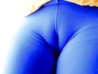 રશિયન પત્ની સાથે ચુસ્ત ત્રણ જણનું જૂથ સ્પાન્ડેક્ષ વાદળી હિન્દી સેક્સ